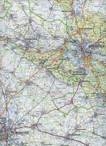 Deutschland 08 Nordrhein-Westfalen 1 : 200 000
