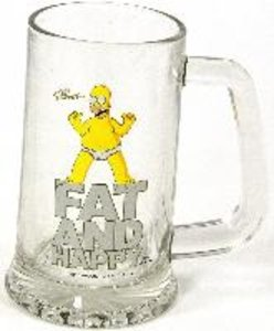 "The Simpsons - Herrengedeck - ""Fat and Happy"""