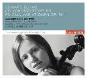 KulturSPIEGEL: Die besten guten-Cello Cto,Enigma