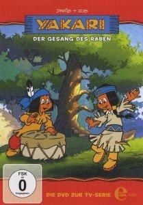 (8)DVD z.TV-Serie-Der Gesang Des Raben