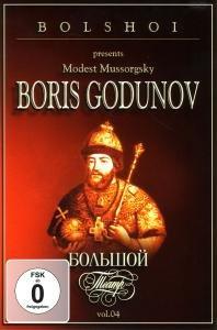 Mussorgsky-Boris Godunov