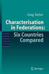 Characterisation in Federations