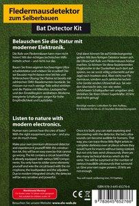 Lernpaket Fledermausdetektor zum Selberbauen (D/Engl)