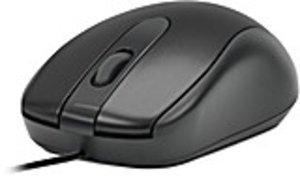 Speedlink MICU Mouse, 3-Tasten-Maus - USB, schwarz