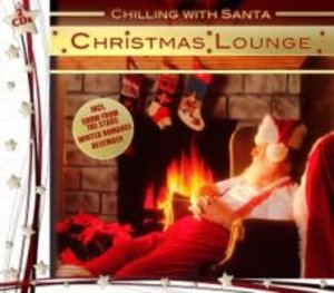 Chilling With Santa-Christmas Lounge