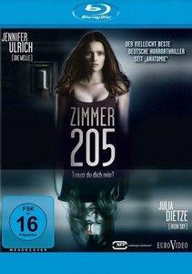 Zimmer 205 (Blu-ray)