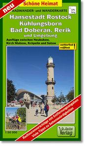 Hansestadt Rostock, Kühlungsborn, Bad Doberan, Rerik und Umgebun