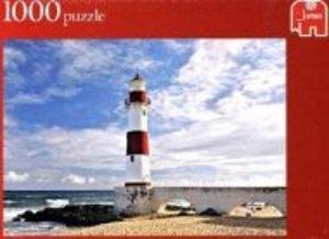 Jumbo Spiele 17002 - Leuchtturm, 1000 Teile Puzzle