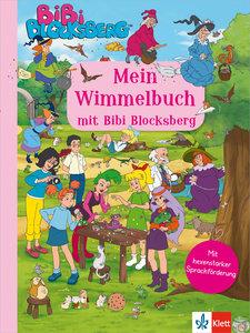 Mein Wimmelbuch mit Bibi Blocksberg