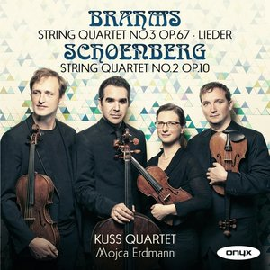 Streichquartett 3 op.67/Sommerabend/Mondensch