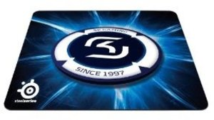 SteelSeries Gaming Mauspad QcK+ SK Gaming Limited Edition