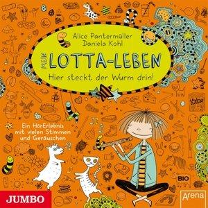 Mein Lotta-Leben 03 - Hier steckt der Wurm drin