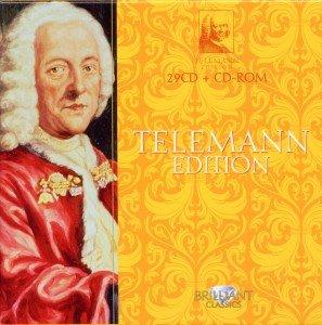 TELEMANN-Edition