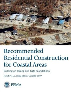 Recommended Residential Construction for Coastal Areas