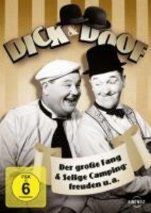 Dick & Doof - Der große Fang / Selige Campingfreuden u. a.