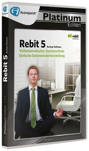 AVANQUEST Rebit 5 - Platinum Edition - Vollautomatischer Systems
