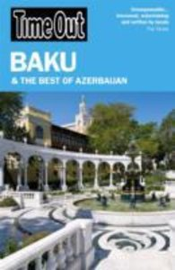 Time Out Guide Baku & the Best of Azerbaijan