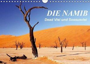 DIE NAMIB (Wandkalender 2016 DIN A4 quer)