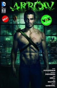 Arrow - Comic zur TV-Serie