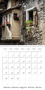 Lake Garda (Wall Calendar 2015 300 × 300 mm Square)