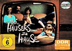 Bei Hausers zu Hause-10 Folgen (DDR TV-Archiv)