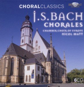 Choral Classics: Bach Chorales