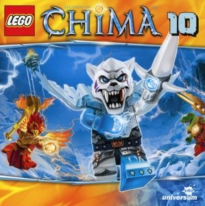 LEGO Legends of Chima 10. CD