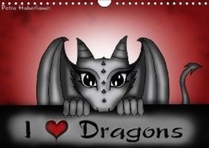 I Love Dragons / UK-Version