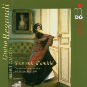 Souvenir D'Amitie