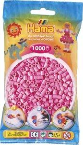 HAMA 207-48 - Perlen pastell pink, 1000 Stück