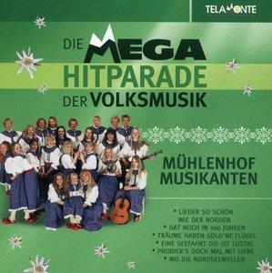 Mega Hitparade Der Volksmusik-Stimmung-Party-Spaß