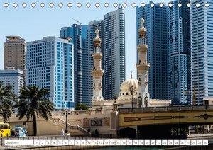Vereinigte Arabische Emirate 2017 (Tischkalender 2017 DIN A5 que