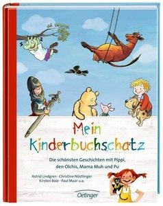 Mein Kinderbuchschatz. Die schönsten Geschichten mit Pippi, den