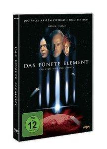 Das Fünfte Element-3 Disc Amaray
