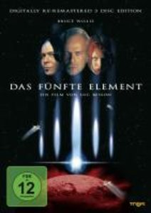 Das Fünfte Element-3 Disc Amaray