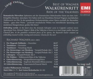 Walkürenritt: Best Of Wagner