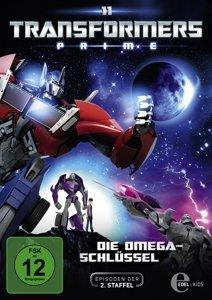 DVD z.TV-Serie-Die Omega-Schlüssel
