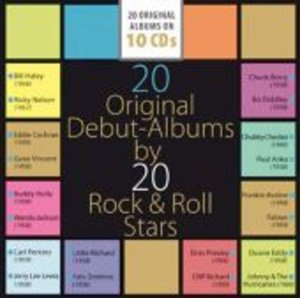 20 Original Albums Rock + Roll