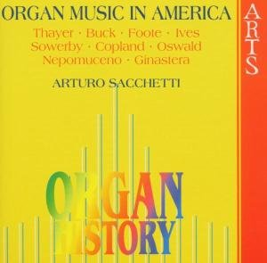 Organ Music In America