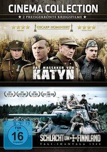 Das Massaker von Katyn / Schlacht um Finnland