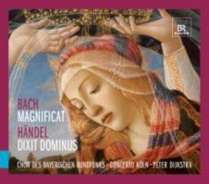 Dixit Dominus/Magnificat