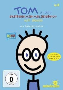 Tom und das Erdbeermarmeladebrot mit Honig DVD 4