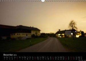 Fucking, Austria / UK-Version (Wall Calendar 2015 DIN A3 Landsca
