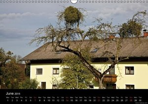 Fucking, Austria / UK-Version (Wall Calendar 2015 DIN A3 Landsca