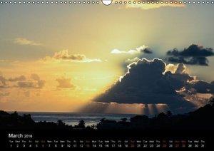 Beneath Caribbean Skies (Wall Calendar 2016 DIN A3 Landscape)