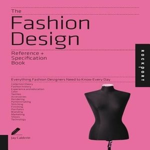Fashion Design Reference & Specification Book