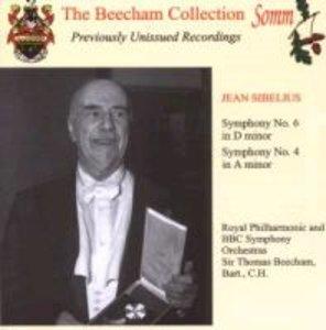 Sinfonie 6 op.104/Sinfonie 4 op.63