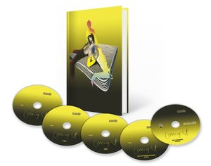 Coming Up 20th Anniv.Edition (4CD+DVD Media Book)