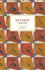 Oktober - Gedichte