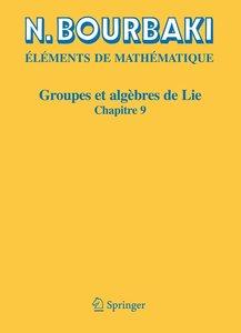 Groupes et algèbres de Lie - 9